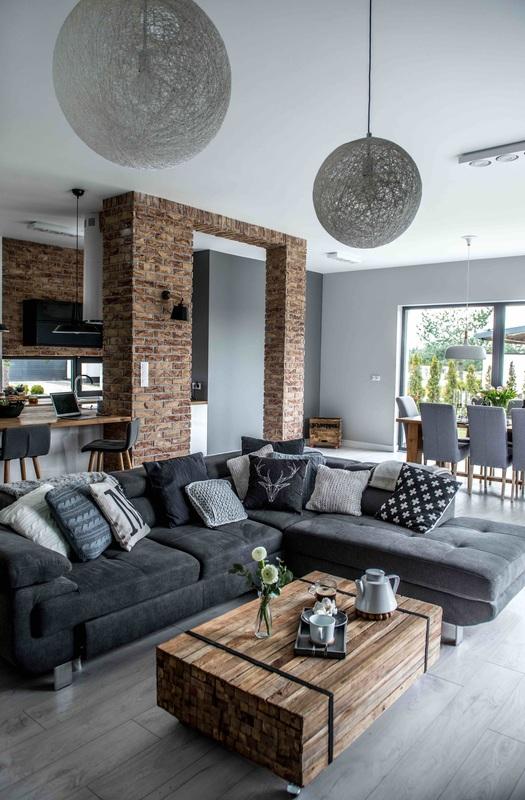 Inspirace - bydlení v industriálním stylu s nádechem severu - Obrázek č. 3