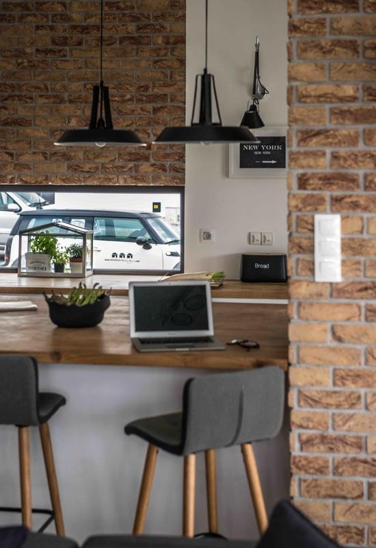 Inspirace - bydlení v industriálním stylu s nádechem severu - Obrázek č. 7