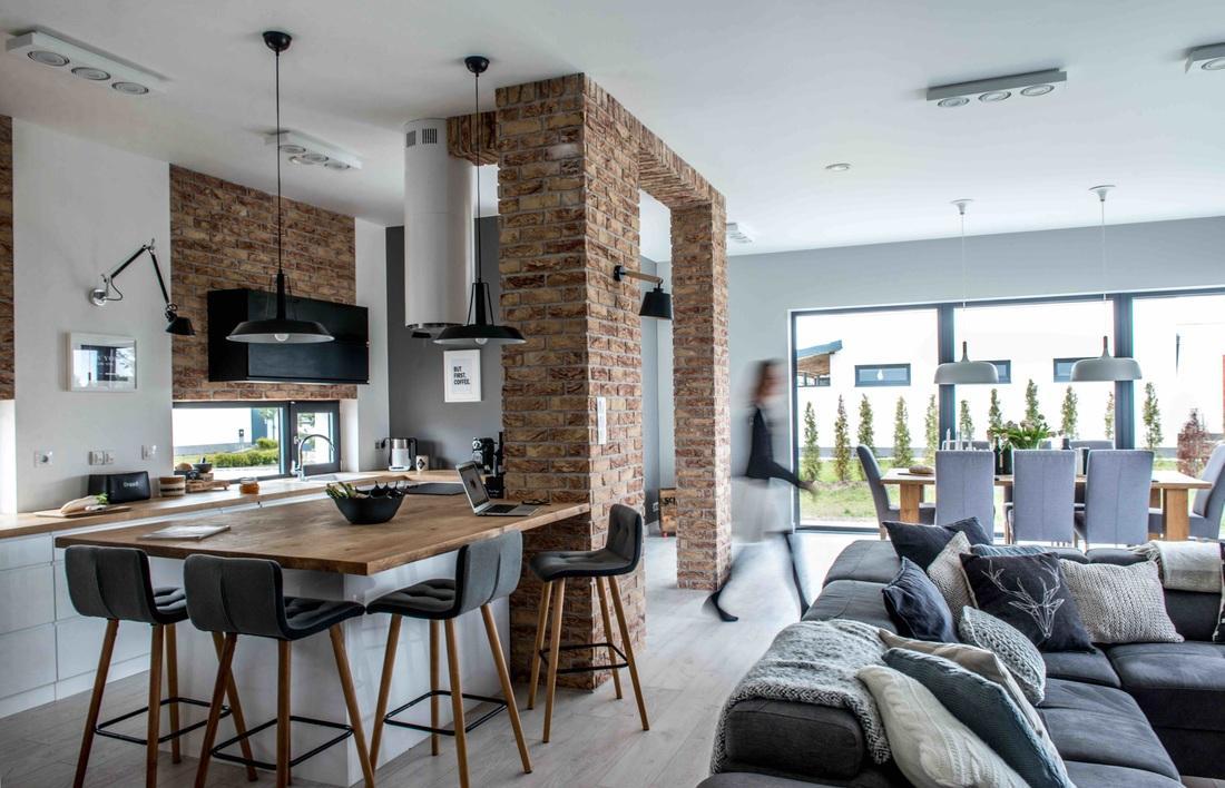 Inspirace - bydlení v industriálním stylu s nádechem severu - Obrázek č. 10