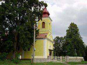 Jovsa - Grécko-katolícky kostol - tu bude sobáš
