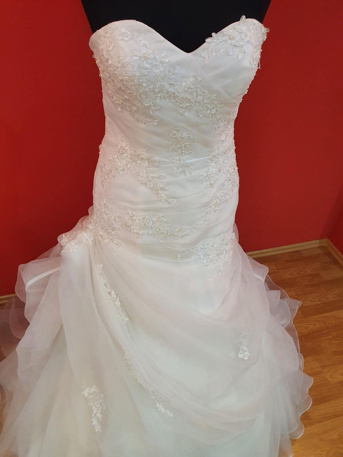 Svadobné šaty Nové - Obrázok č. 1