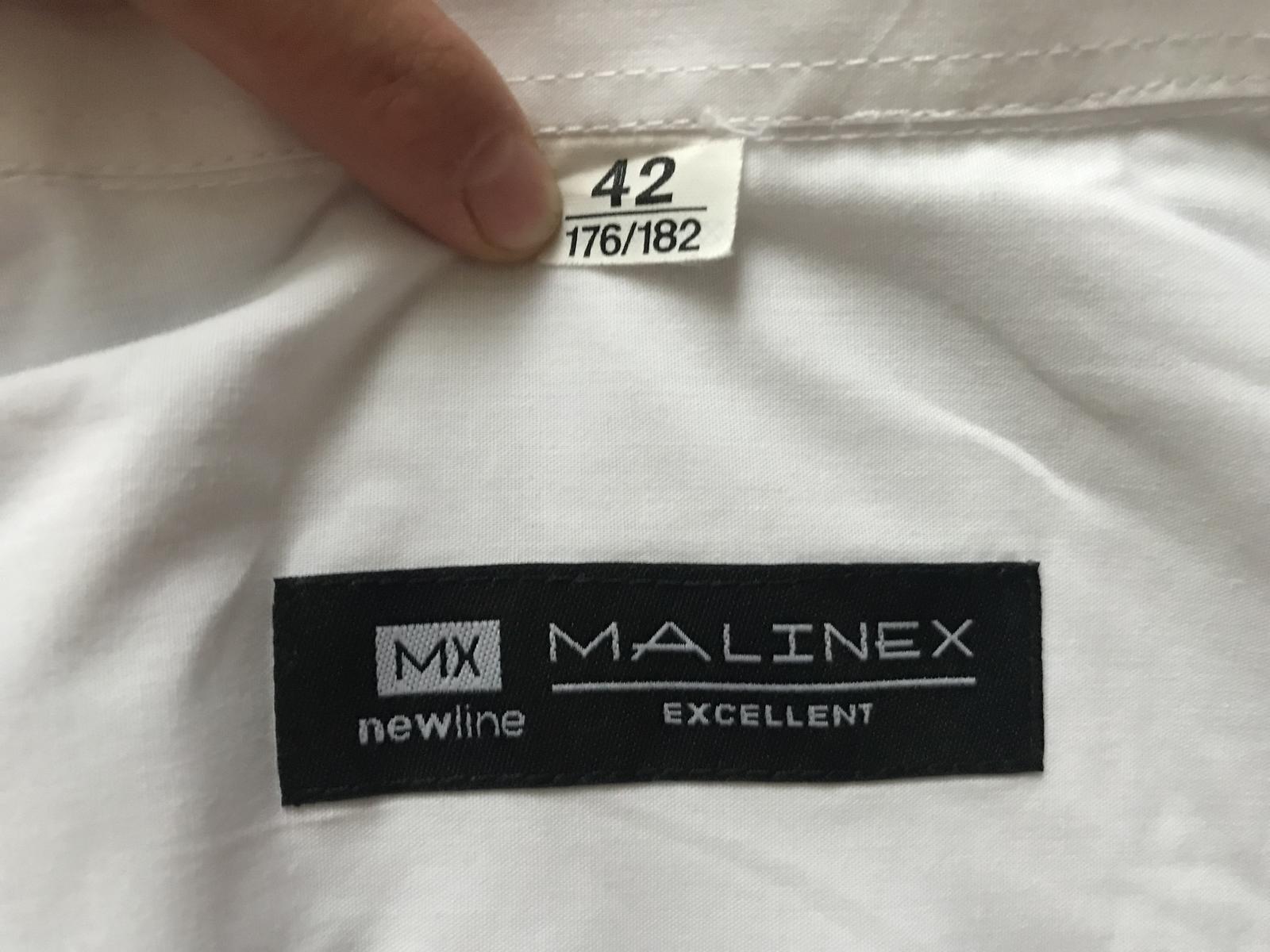 Košeľa na manžetové gombiky - Obrázok č. 2