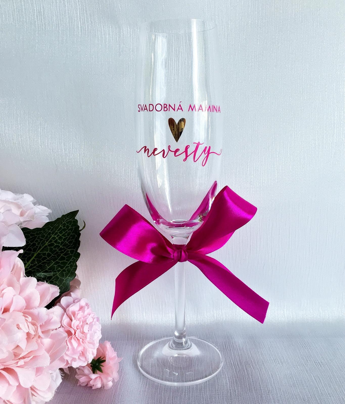 Svadobné poháre - Obrázok č. 6