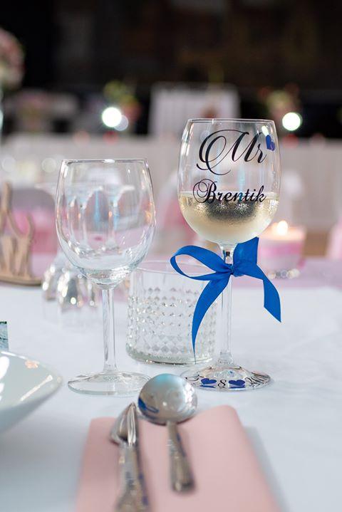 Svadobné poháre - Obrázok č. 8