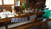 Girlanda Candy Bar,