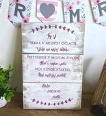 Svadobná tabuľka o Láske 3,