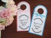 Príprava nevesty a ženícha Pink&Blue,