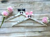 Svadobné vešiak Mickey & Minnie,