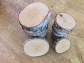 Dřevěné špalíčky,