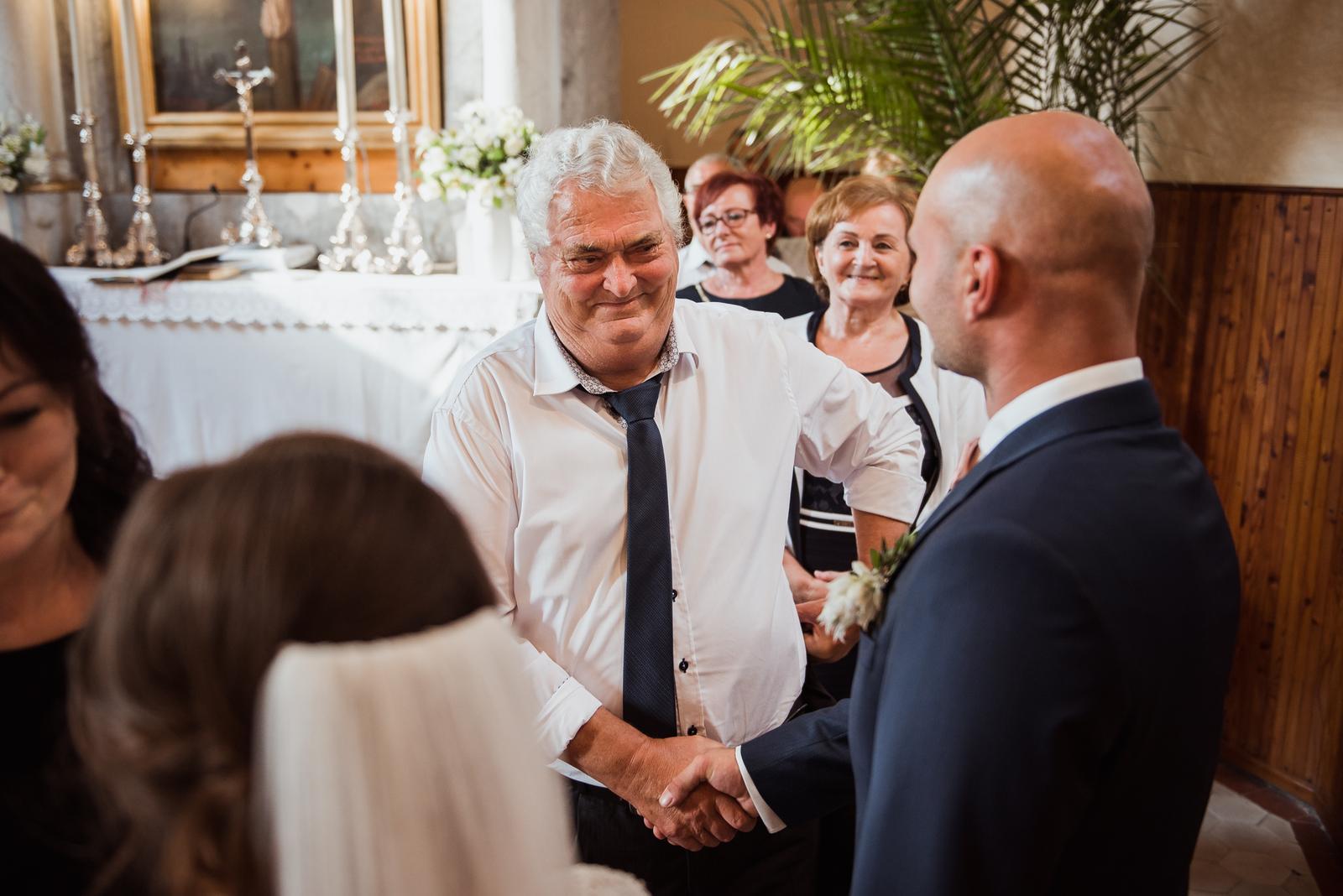 Nikoleta{{_AND_}}Tomáš - Starkému sa výber ženícha očividne páči :)