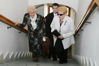 moje skvěle vypadající babičky