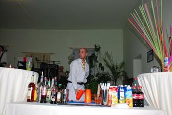 barmanská show