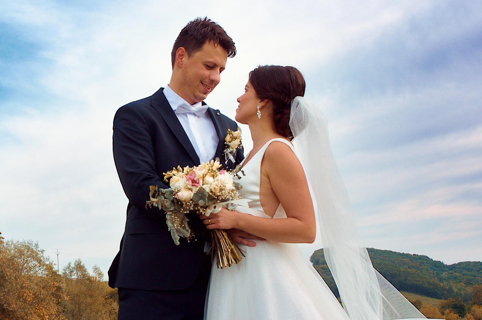 Svadobné fotenie - Obrázok č. 2