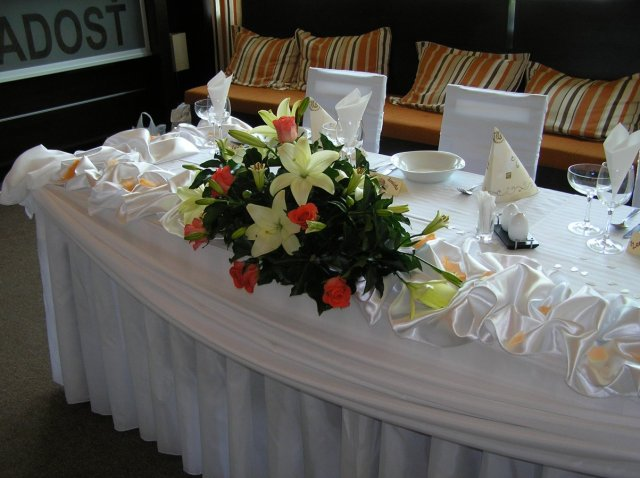 Svadba 25.apríla 2009 - Obrázok č. 5