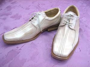 boty pro ženicha