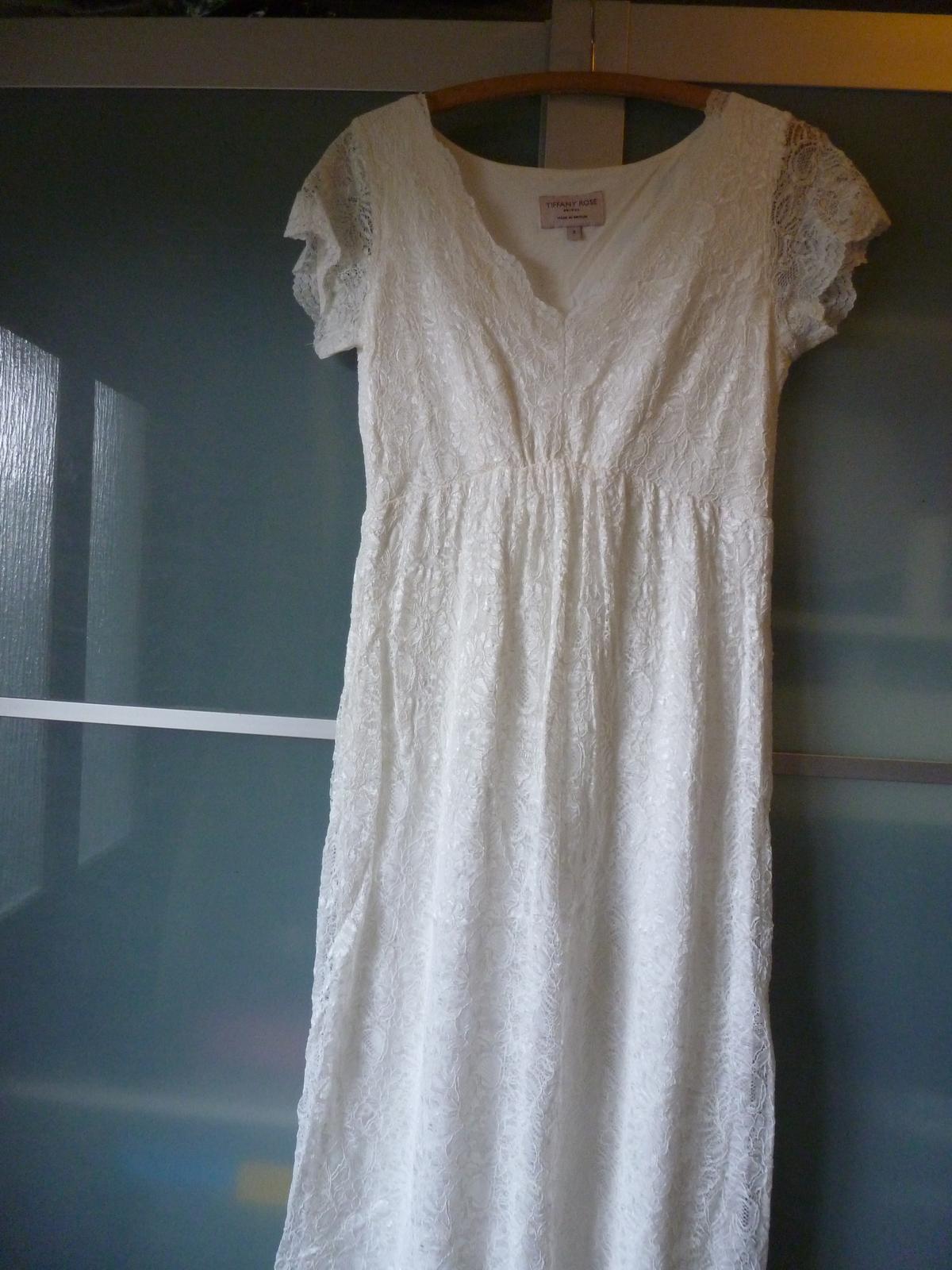 Svatební šaty, vel. 38 - 40 - Obrázek č. 1