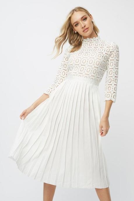 Biele svadobné šaty veľkosti 34 - Obrázok č. 1