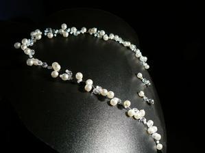 náhrdelník-podobný som si kúpila v Bulharsku