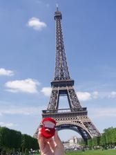 O ruku jsem byla požádána v Paříži na Eiffelovce