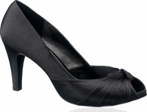 Tyrkysové topánky som nezohnala, takže budú tieto...ešte ich skúsim ozvláštniť tyrkysovou stuhou