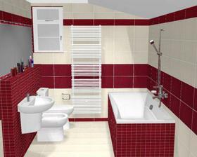 krásná koupelna takovou bych chtěla