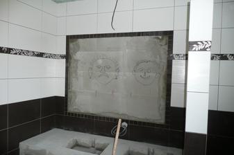 zrcadlo v koupelce