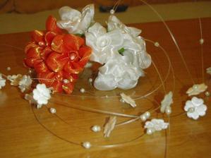 alternativa, kdyby se nedaly použít živé květy...