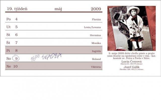 Zuzka a Misko 2010 - Obrázok č. 15