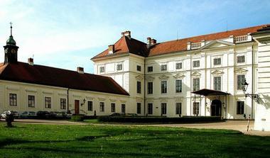 zámek Židlochovice-obřad a hostina