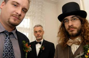 3 hlavní mužové :)