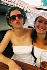 unešená nevěsta se dobře bavila :)