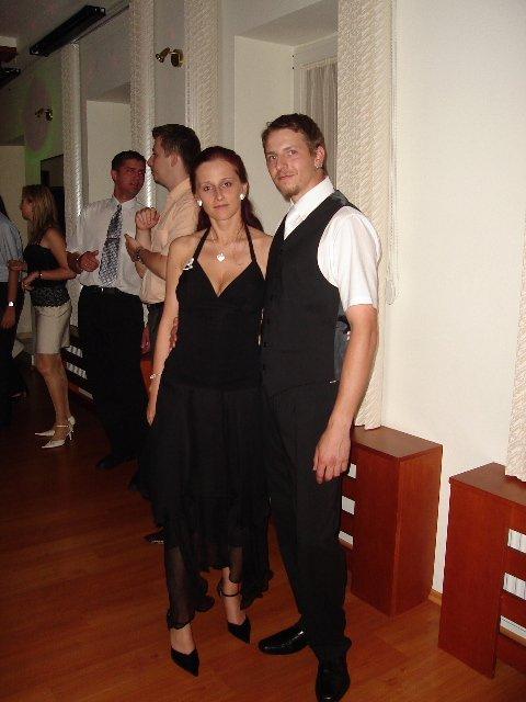 Tak tu sa to zacina - my dvaja na kamoskynej svadbe 7.7.2007