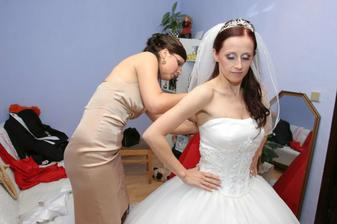 pripravy nevesty