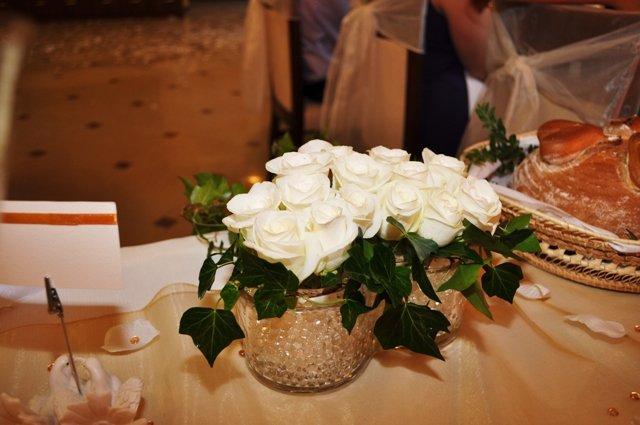 Silvia a Thomas - srdiečko ruží