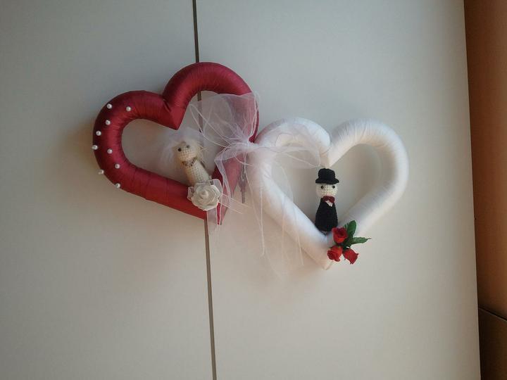 Katka a Minko - Tak toto sme si doma vyrobili. Pôjde do sály za nás :)