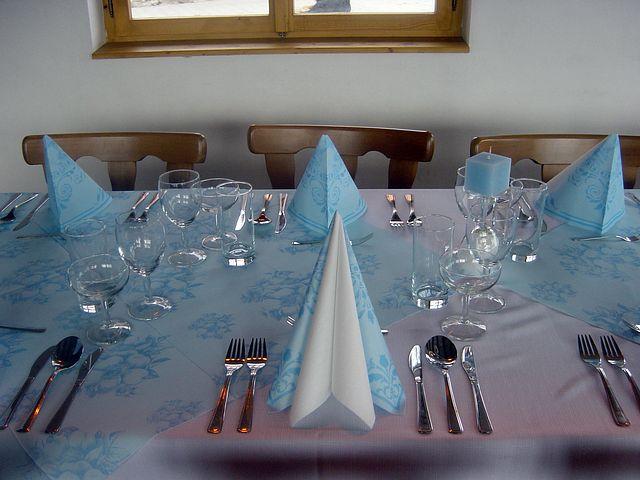 Naše modro-bílá svatba - Obrázek č. 15