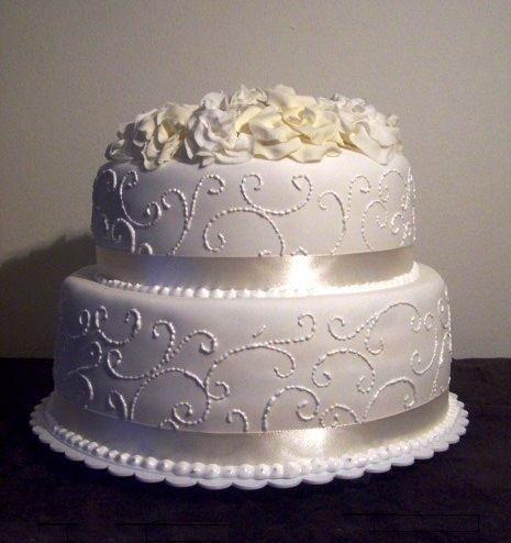 Naše modro-bílá svatba - v jednoduchosti je krása