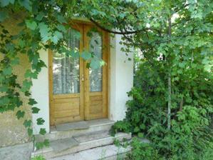 tu bude francúzske okno do obývačky