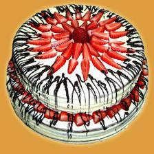 třetí dortíček, jestli ukecám svýho mužíčka, by byl smetanový