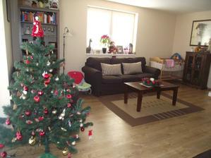 prve Vianoce u nas doma