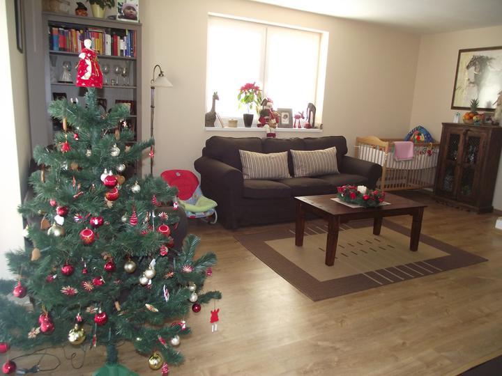 Svojpomocne.......interier..... - prve Vianoce u nas doma