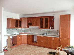 Budujeme kuchyň