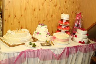 Naše krásne tortičky
