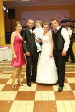 Jakubko a moji kmotrovci