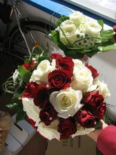 kyticekytice nevěsty a svědkyně