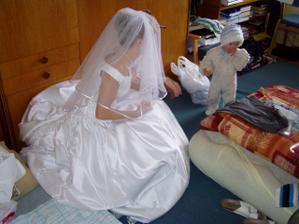 Nevěsta se synovcem
