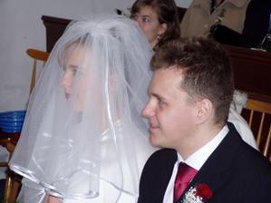 My dva na začátku obřadu