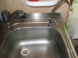 stará na umývanie a riad