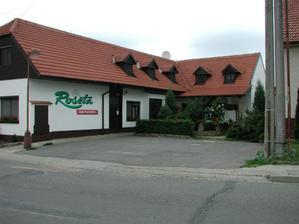 Hostina bude v Restauraci Roseta v Radějově
