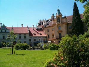 Průhonický zámek II.